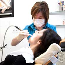 Prophylaxe / Zahnreinigung